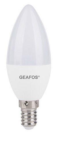 Picture of Λάμπα LED Κερί 6W Ε14 6400K Dimmable
