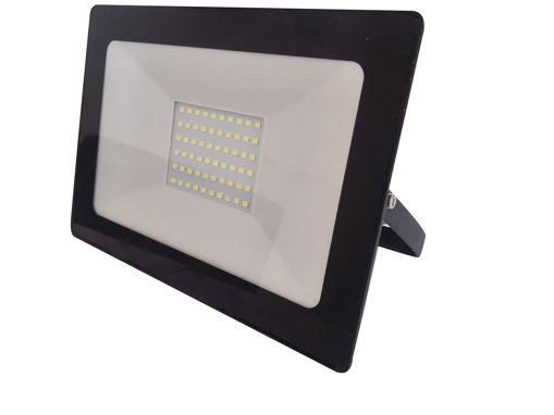 Προβολέας LED 50W SMD 6400K Slim-100008
