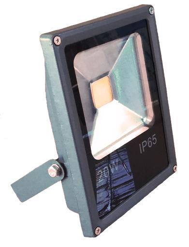 Προβολέας LED COB 20W 2700K-100804