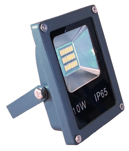 Προβολέας LED 10W  6400K 12VDC-100873