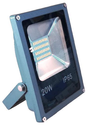 Προβολέας LED 20W  6400K 12VDC-100875