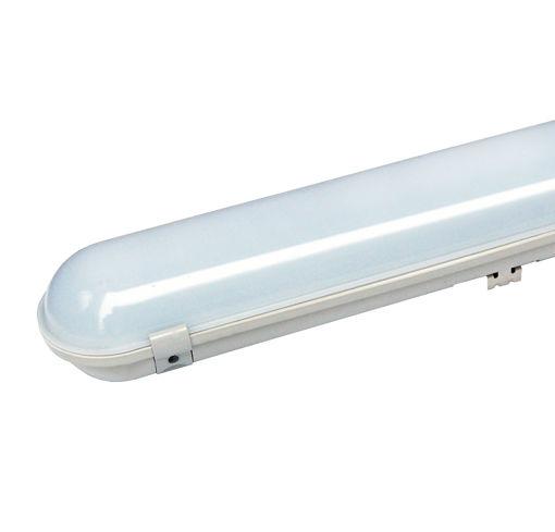 Φωτιστικό LED 2X9W 0,60m PC IP65 6400K-101633