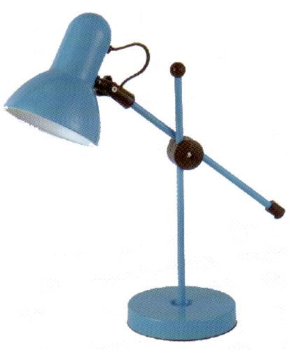 Φωτιστικό γραφείου Ε27 Μπλε (ΜΤ2911)-102210