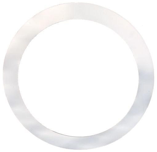 Στεφάνι 260mm για φωτ. LED χωνευτό ΛΕΥΚΟ-103310