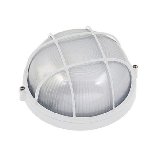 Χελώνα αλουμινίου E27 Λευκό (2001S)-105081