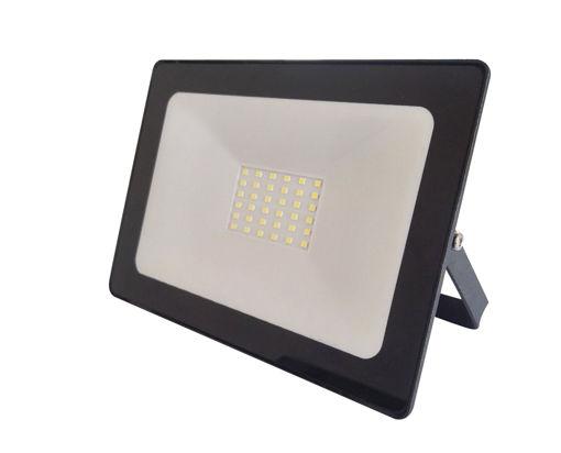 Προβολέας LED 30W SMD 4000K Slim-100005