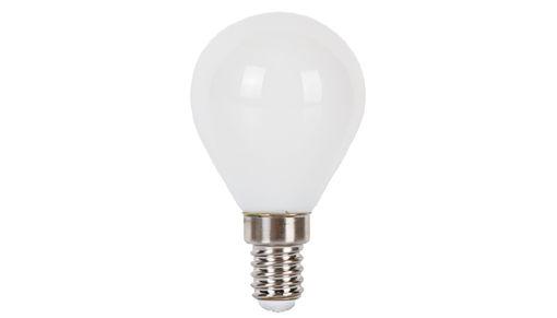 Λάμπα LED Filament G45 4W E14 Opal 3000K-903855