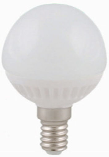 Λάμπα LED GLOBE Φ50 MAT 3.5W Ε14 6400K-903877
