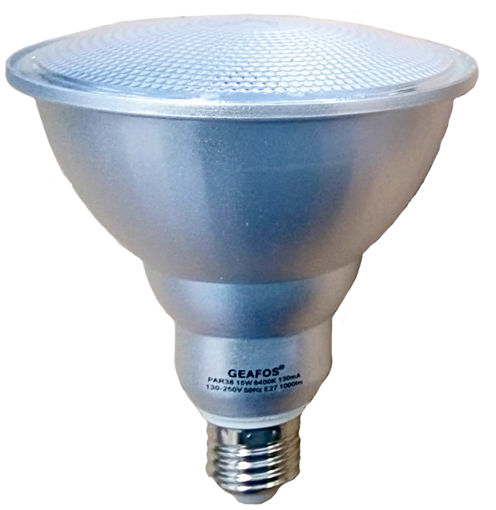 Λάμπα LED PAR38 15W 6400K E27-903895