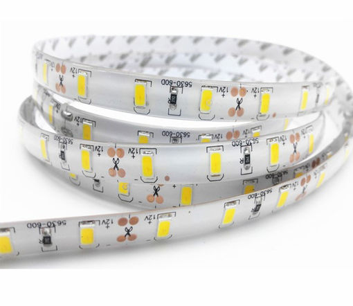 Tαινία LED 5m 7.2W/m 30LED/m IP65 ΜΠΛΕ-850085