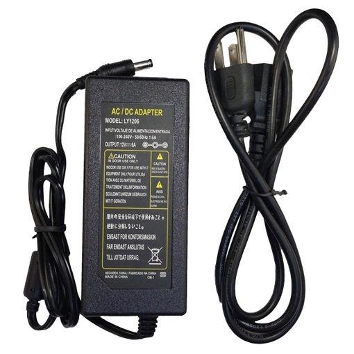 Τροφοδοτικό για ταινία LED 24W πλαστικό-850100