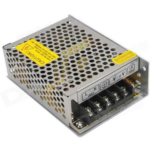 Τροφοδοτικό για ταινία LED 120W μεταλλικό-850103