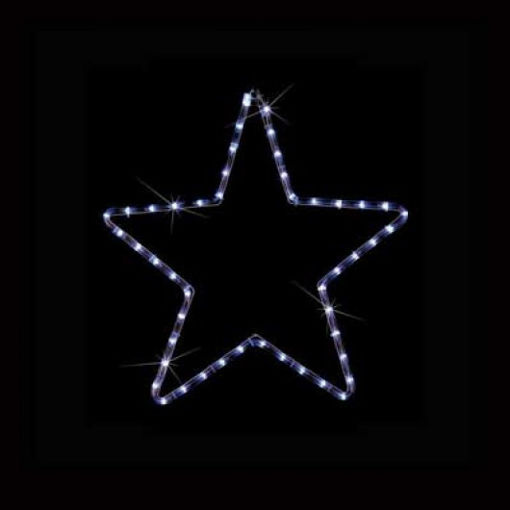 Αστέρι LED Μονό Μπλε 1M-840101