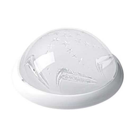Φωτιστικό πλαστικό Ε27 (No 208)-107020