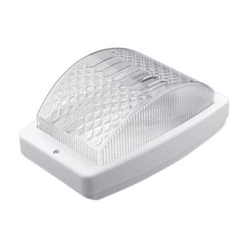 Φωτιστικό πλαστικό Ε27 (Νο 221-1)-107070