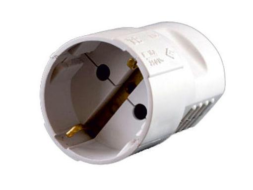 Φις σούκο θηλυκό 16A Λευκό-803071