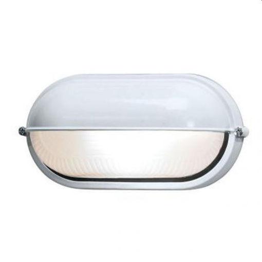 Χελώνα αλουμινίου E27 Λευκή (2013S)-105201