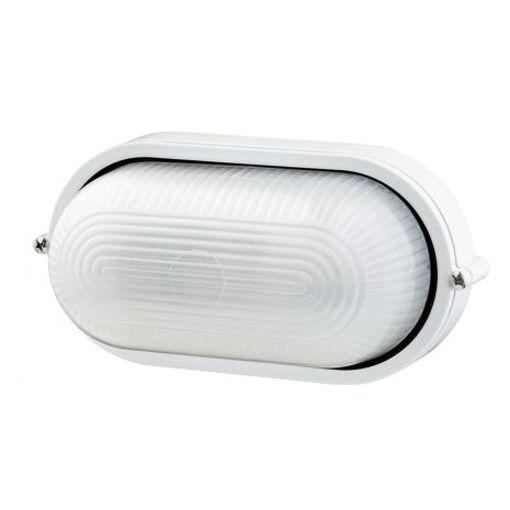 Χελώνα αλουμινίου E27 Λευκό (2012S)-105391