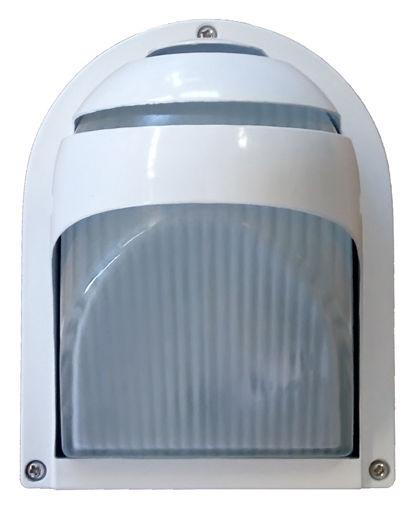 Χελώνα αλουμινίου Ε27 Λευκό (2802)-105581