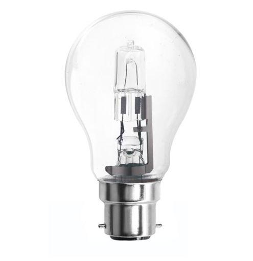 Λάμπα αλογόνου ECO Α55 100W B22 CLEAR-903685