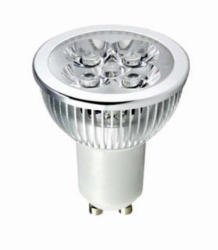 Picture of Λάμπα LED 4W GU10 230V 6400K