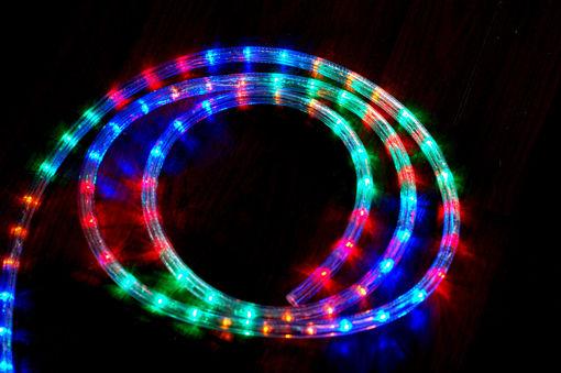 Φωτοσωλήνας LED Δικάναλος Multi 50m-840139