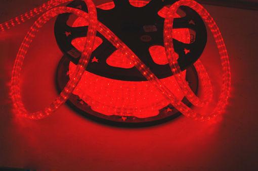 Φωτοσωλήνας LED Δικάναλος Κόκκινος-840193