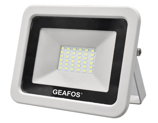 Picture of Προβολέας LED 30W SMD 3000K Slim Λευκός