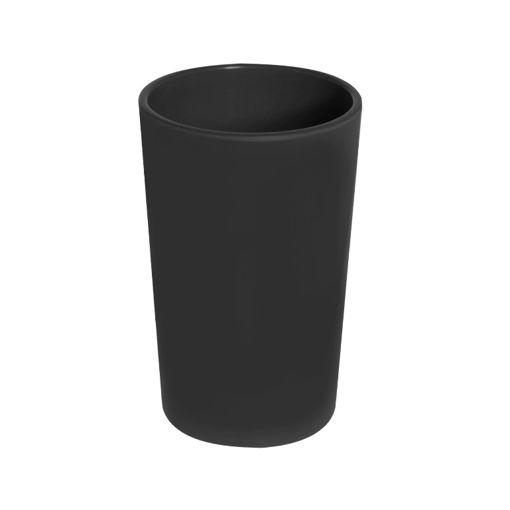 Ποτήρι Νερού 300mL Μαύρο-409402