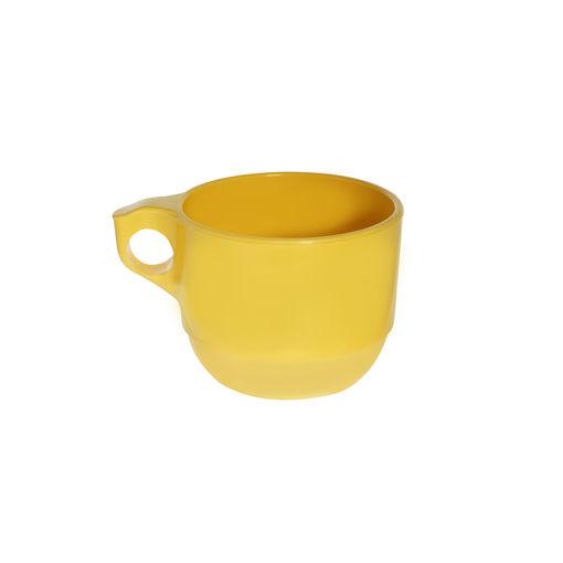 Κούπα Τσαγιού 290mL Κίτρινη-409303