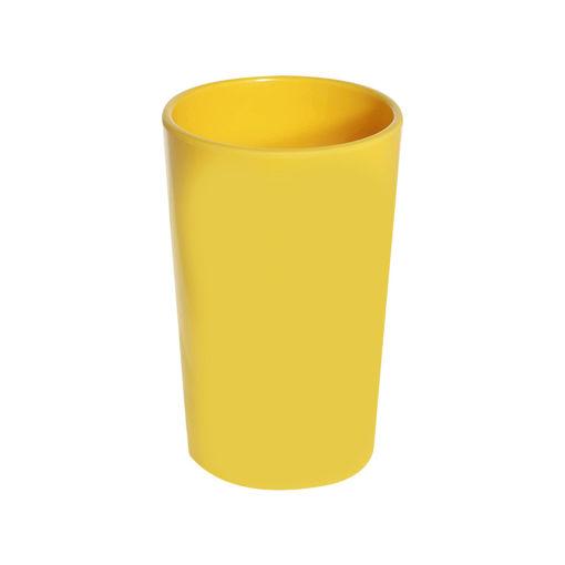 Ποτήρι Νερού 300mL Κίτρινο-409302