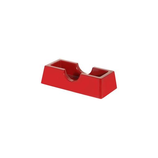 Θήκη οδοντογλυφίδων Κόκκινη-409206