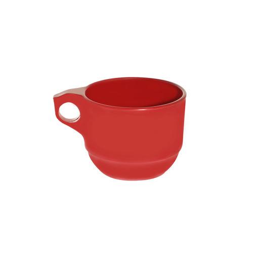 Κούπα Τσαγιού 290mL Κόκκινη-409203