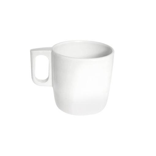 Κύπελλο Γάλακτος με λαβή 300mL Λευκό-409113