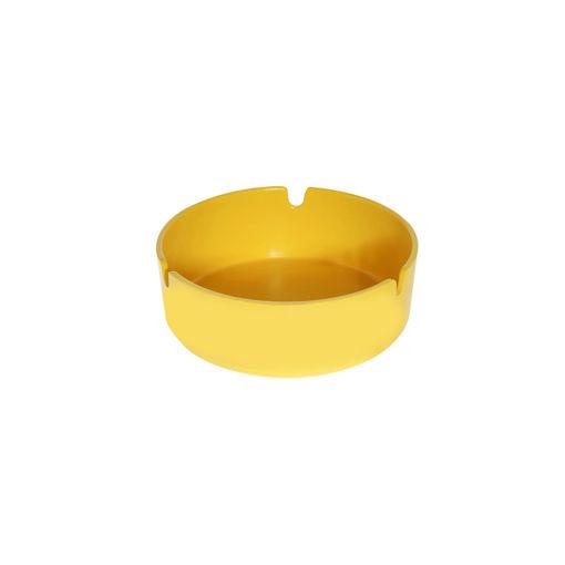 Σταχτοδοχείο 3 θέσεων Νο 1001 Κίτρινο-408301