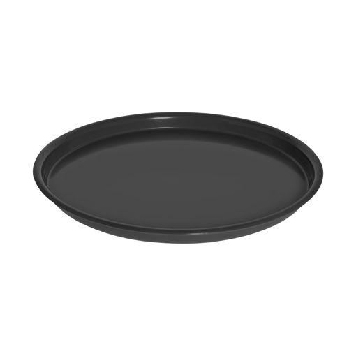 Δίσκος στρογγυλός Φ35cm Μαύρος -407404