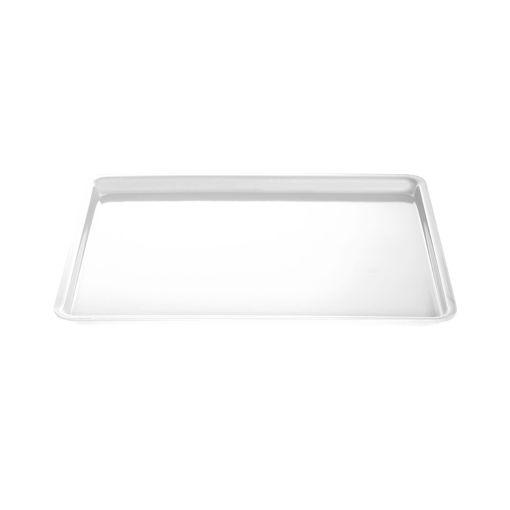 Δίσκος παρ/μος 33,5x24,5cm Λευκός-407105