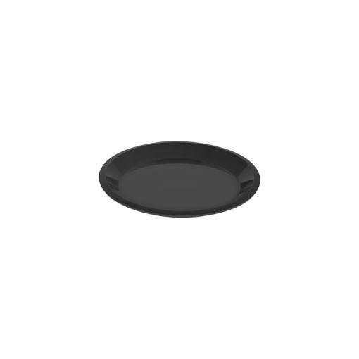Πιάτο Φρούτου Νο 583 Μαύρο -404643