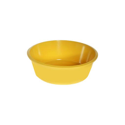 Σαλατιέρα Νο586 Φ24cm Κίτρινο-404637
