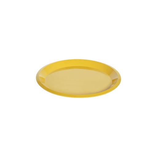 Πιάτο Ρηχό Νο 582 Κίτρινο-404632