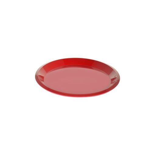 Πιάτο Ρηχό Νο 582 Κόκκινο-404622