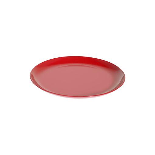 Πιάτο Φρούτου Κουπ Νο 211 Κόκκινο-404203
