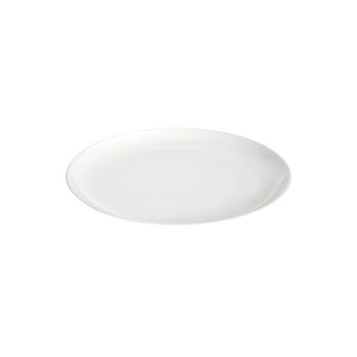 Πιάτο Φρούτου Κουπ Νο 211 Λευκό-404103