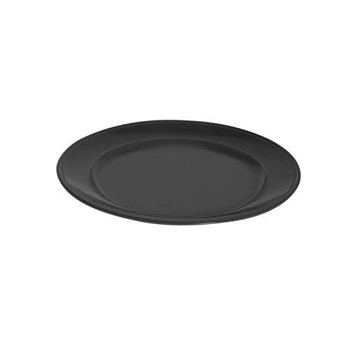 Πιάτο Φρούτου Νο 211 Μαύρο-403643