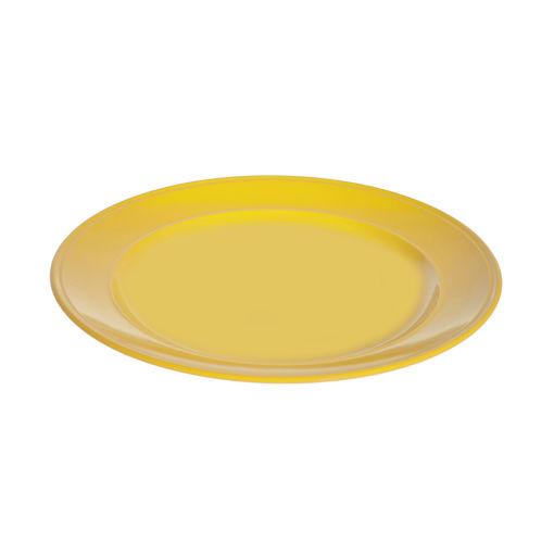 Πιάτο Ρηχό Νο 245 Κίτρινο-403632