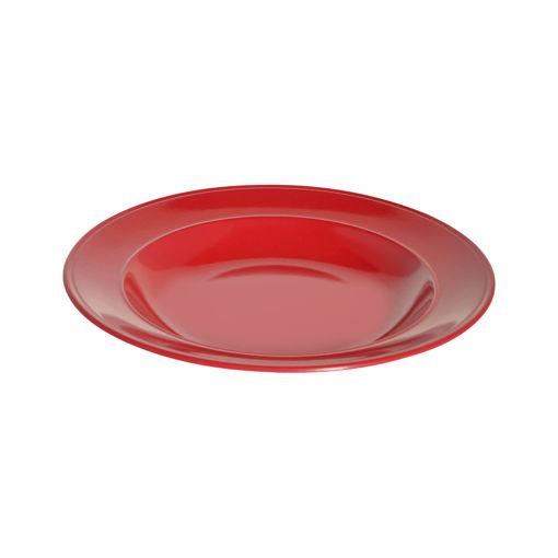 Πιάτο Βαθύ Νο 236 Κόκκινο-403621