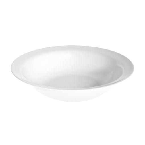 Σαλατιέρα Νο254 Φ25,5cm Λευκό-403609