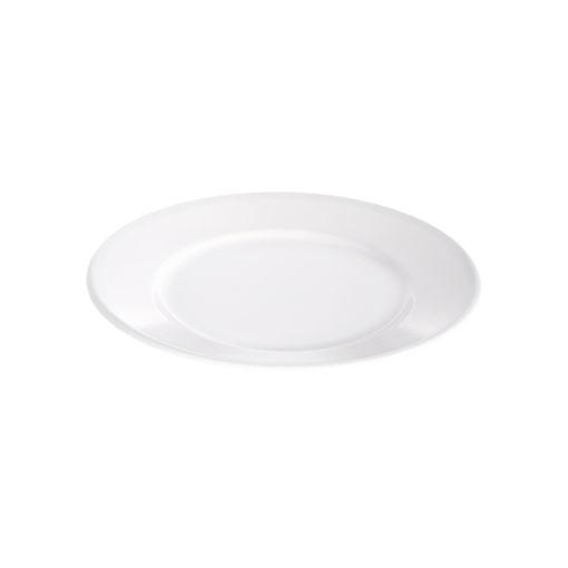 Πιάτο Μερίδος Chef Φ20cm Νο214 Λευκό-403104