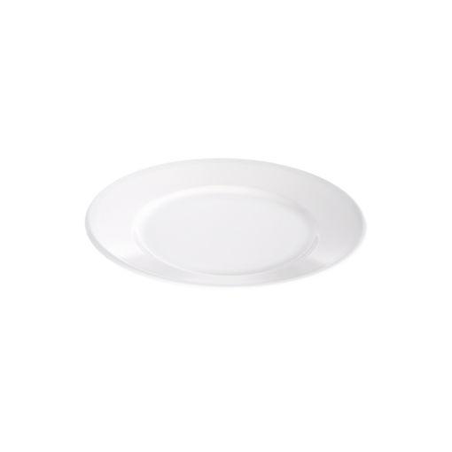 Πιάτο Φρούτου Chef  Φ17,5cm Νο196 Λευκό-403103