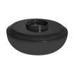 Σαλατιέρα Γ' Νο62 Φ25cm Μαύρο -402410